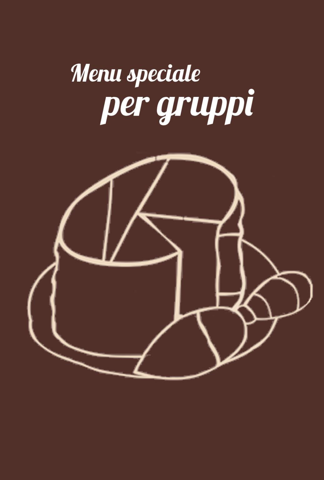 selector menu per gruppi