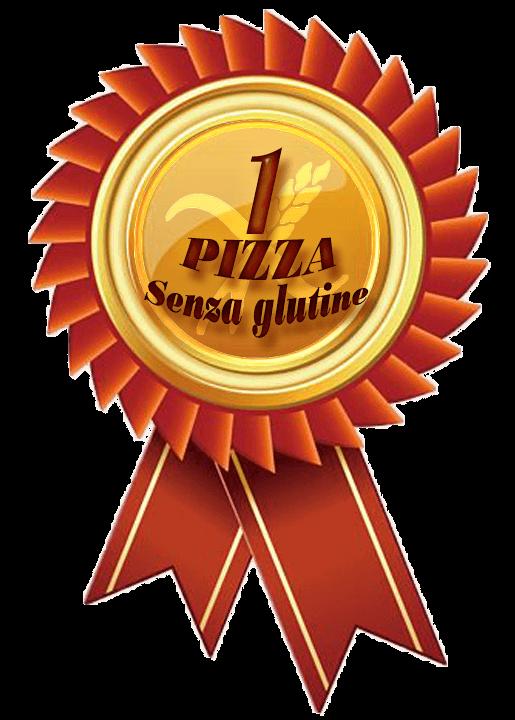 Certificato di pizza senza glutine